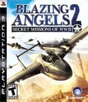 Carátula de Blazing Angels II : Secret Missions of WWII