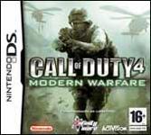 Carátula de Call of Duty 4: Modern Warfare