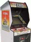 Carátula de Tetris para Arcade