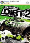 Carátula de Colin McRae: DiRT 2 para PC