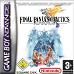 Carátula de Final Fantasy Tactics Advance