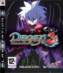 Carátula de Disgaea 3: Absence of Justice para PlayStation 3