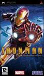 Carátula de Iron Man para PlayStation Portable