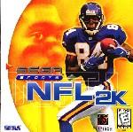 Carátula de NFL 2K para Dreamcast