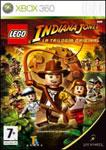 Carátula de Lego Indiana Jones: La Trilogía Original para Xbox 360