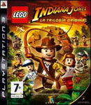 Carátula de Lego Indiana Jones: La Trilogía Original para PlayStation 3