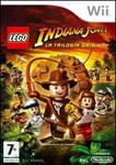 Carátula de Lego Indiana Jones: La Trilogía Original para Wii