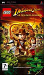 Carátula de Lego Indiana Jones: La Trilogía Original para PlayStation Portable