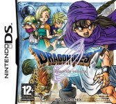 Carátula de Dragon Quest V: La Prometida Celestial para Nintendo DS