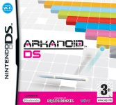 Car�tula de Arkanoid DS