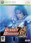 Carátula de Dynasty Warriors 6