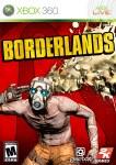 Carátula de Borderlands para Xbox 360
