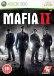 Car�tula de Mafia II para Xbox 360