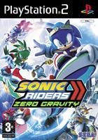 Carátula de Sonic Riders: Zero Gravity