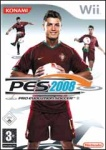 Car�tula de Pro Evolution Soccer 2008