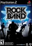Carátula de Rock Band para PlayStation 2