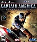 Car�tula de Capit�n Am�rica: Supersoldado para PlayStation 3