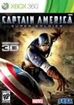 Carátula de Capitán América: Supersoldado