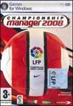 Carátula de Championship Manager 2008 para PC