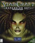 Carátula de Starcraft: Brood War para PC
