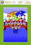 Carátula de Sonic The Hedgehog 2 para Xbox 360 - XLB