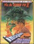 Carátula de Yie Ar Kung-Fu 2 para Commodore 64