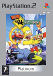 Carátula de The Simpsons Hit & Run