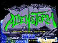Carátula de Alien Storm para Arcade