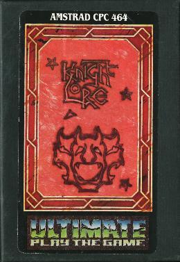Carátula de Knight Lore para Amstrad