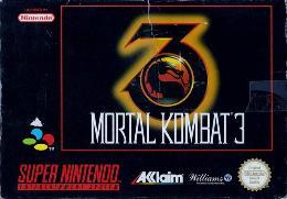 Carátula de Mortal Kombat 3