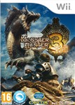 Carátula de Monster Hunter 3 para Wii