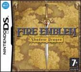 Car�tula de Fire Emblem: Shadow Dragon
