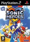 Car�tula de Sonic Heroes para PlayStation 2
