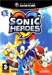 Carátula de Sonic Heroes para GameCube