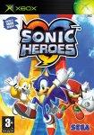 Carátula de Sonic Heroes para Xbox