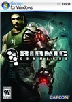 Carátula de Bionic Commando