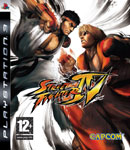 Car�tula de Street Fighter IV para PlayStation 3