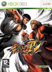 Car�tula de Street Fighter IV para Xbox 360
