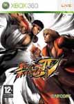 Carátula de Street Fighter IV para Xbox 360