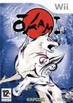 Carátula de Okami para Wii