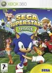 Carátula de SEGA Superstars Tennis
