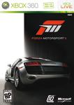 Carátula de Forza Motorsport 3