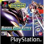 Carátula de Digimon Digital Card Battle