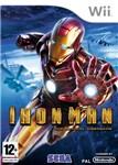 Carátula de Iron Man para Wii