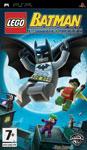 Carátula de Lego Batman: El Videojuego para PlayStation Portable
