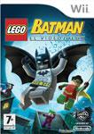 Carátula de Lego Batman: El Videojuego para Wii
