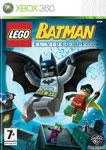Carátula de Lego Batman: El Videojuego para Xbox 360