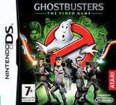 Car�tula de Los Cazafantasmas: El Videojuego para Nintendo DS