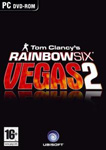 Carátula de Tom Clancy's Rainbow Six Vegas 2 para PC