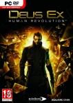Carátula de Deus Ex: Human Revolution para PC